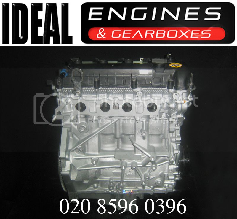L3 VVTI, L3 VVTI Engine From Ideal Engines and Gearboxes